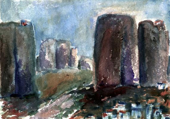 griechenland-aquarell-1978