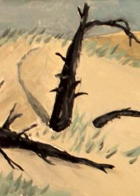 Düne-7 Ölbild